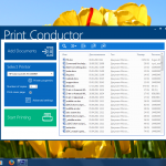 Print Conductor 5.0 interface idea variant 08